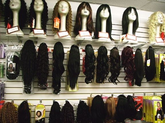 Hair And Wigs Store