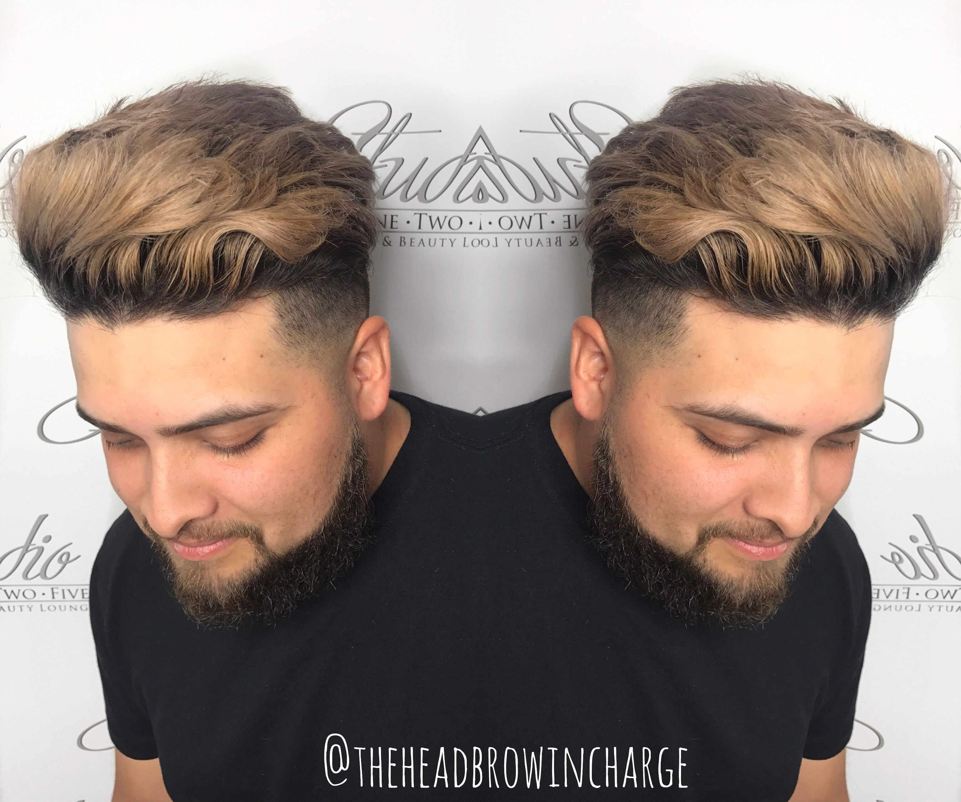 How To Style Men's Hair Pleasing Men Ombré Balayage Hair Styles Men Hair Styles Haircut  Hair