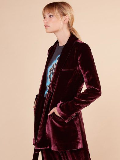 The Spectre Jacket  https://www.thereformation.com/products/spectre-jacket-garnet?utm_source=pinterest&utm_medium=organic&utm_campaign=PinterestOwnedPins