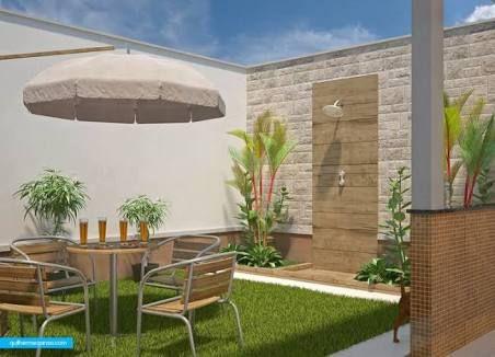 Resultado de imagem para ducha na piscina madeira - Duchas para piscina ...