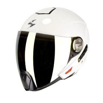 Scorpion EXO 300 Motorcycle Helmet White