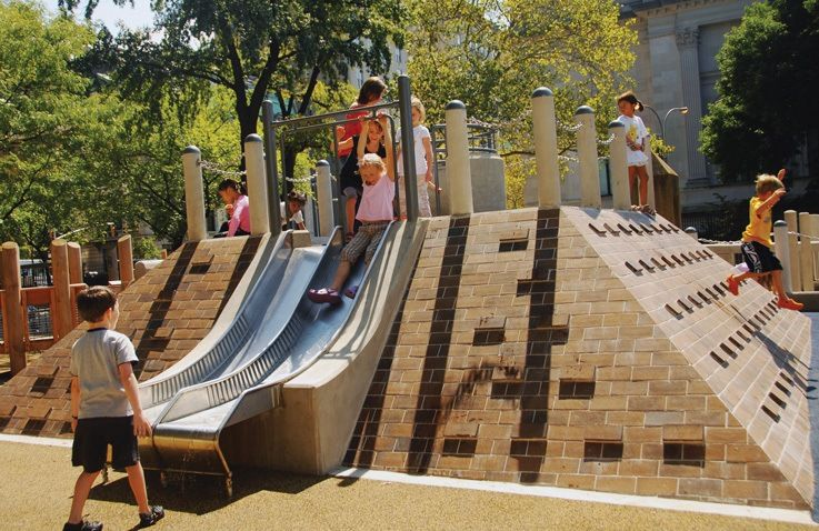 Best 9 NYC Playgrounds For Tourists Playground, Nyc