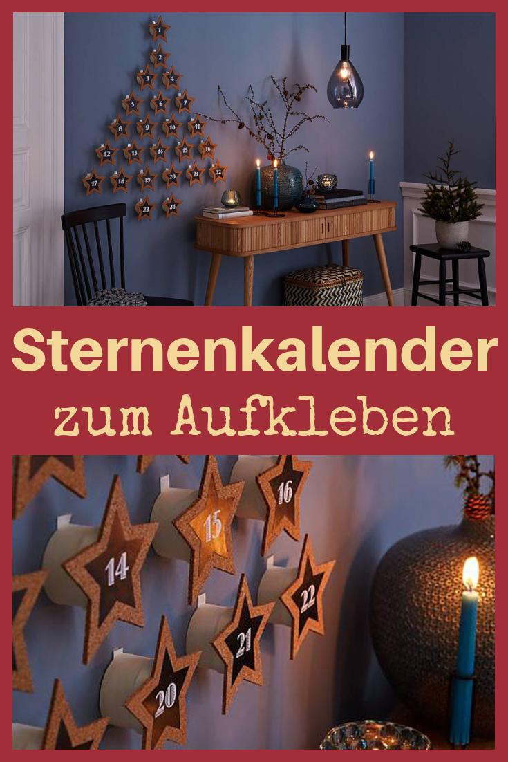 adventskalender selber gestalten christmas trees adventskalender basteln diy. Black Bedroom Furniture Sets. Home Design Ideas
