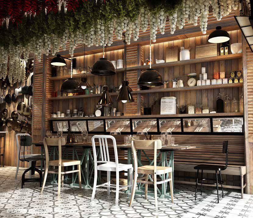 MERCADO USAQUÉN, COLOMBIA > Restaurants > projects > Lázaro Rosa Violán - Contemporain Studio