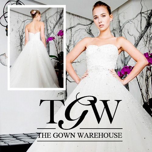 10 best The Gown Warehouse images on Pinterest