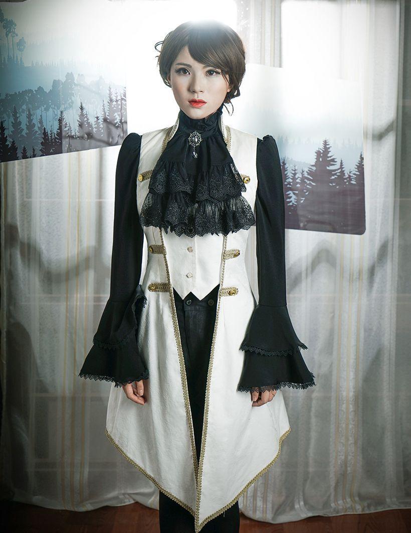Fanplusfriend rococo lolita victorian elegant gothic unisex false