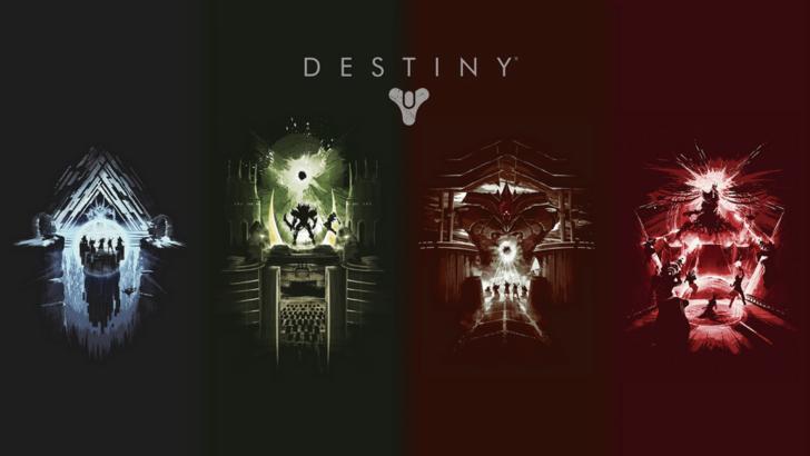 Destiny Raid Art Wallpaper