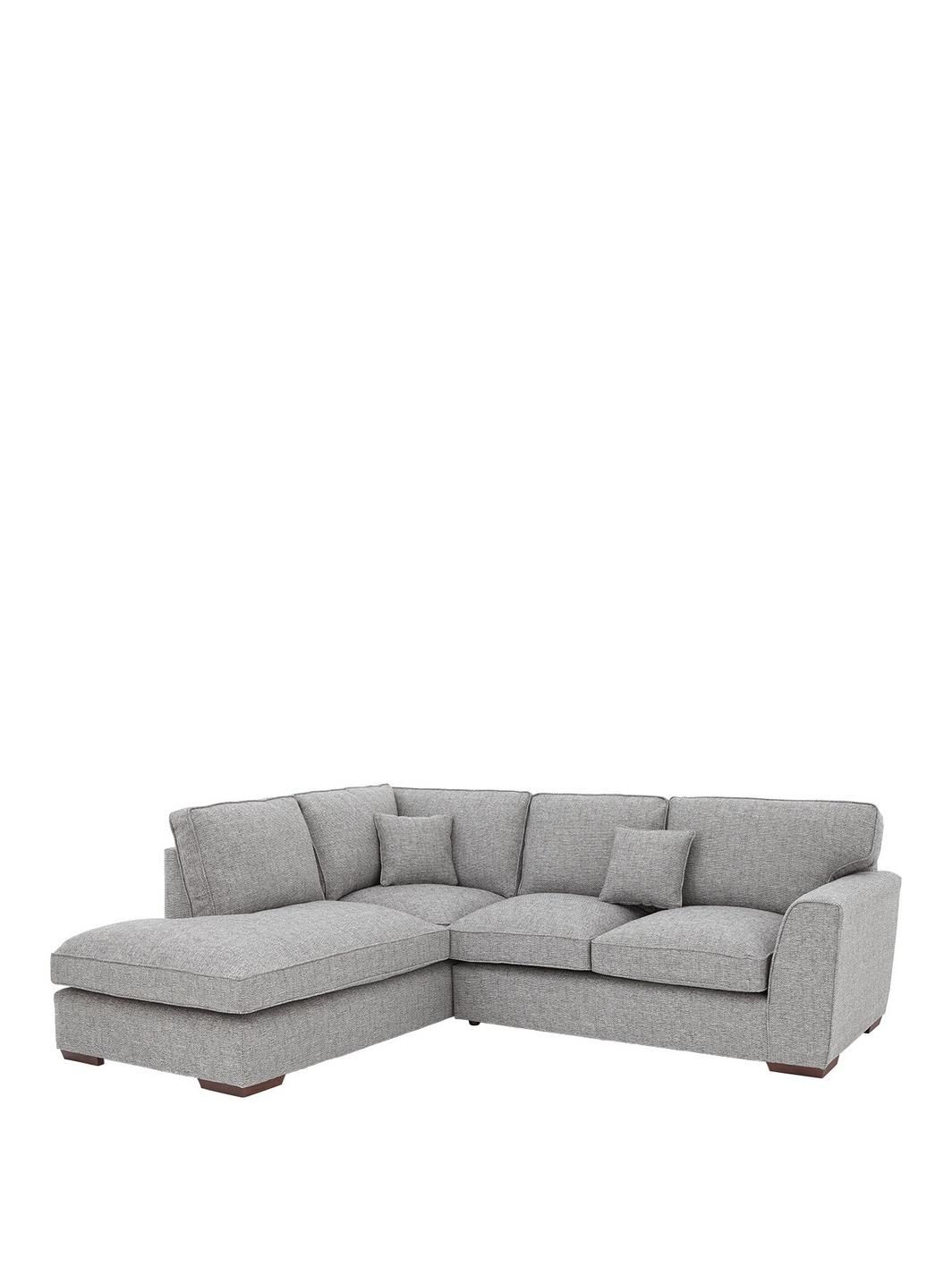 Rio Fabric Left Hand Corner Chaise Sofa Http Www Littlewoods