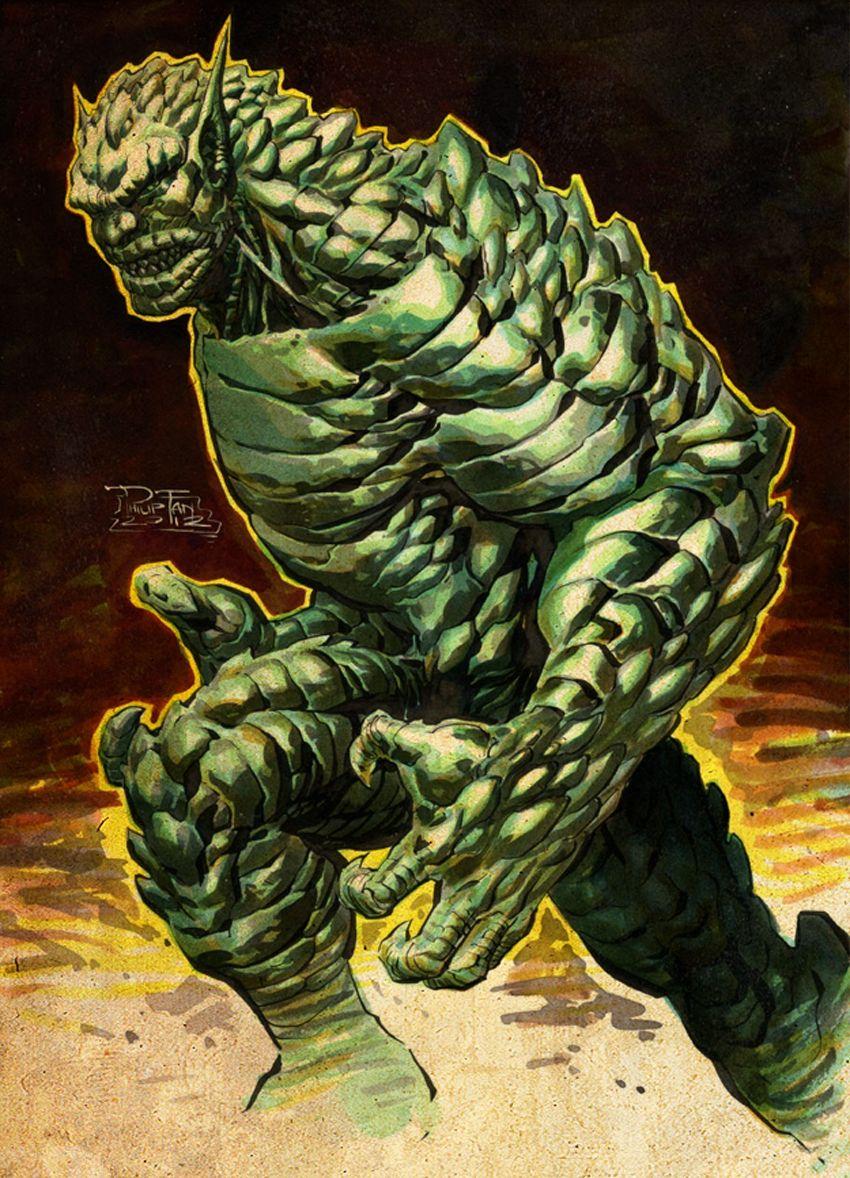 Marvel Comics Hulk Abomination