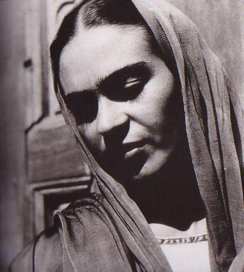 Frida Kahlo - Leo Matiz
