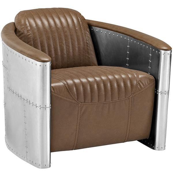 Aviator Chair, Restoration Hardware, Airplane Furniture, Aviator Furniture,  Office Furniture, Office