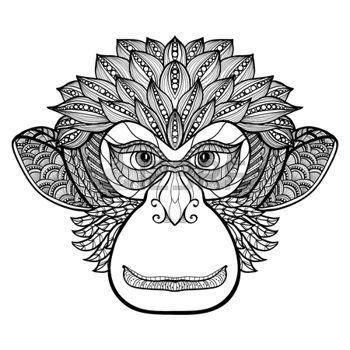 Pin En Monkey