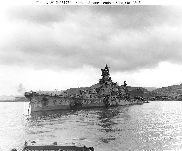 Sunken WWII-Era Ship Used For Atomic Bomb Tests Discovered ...