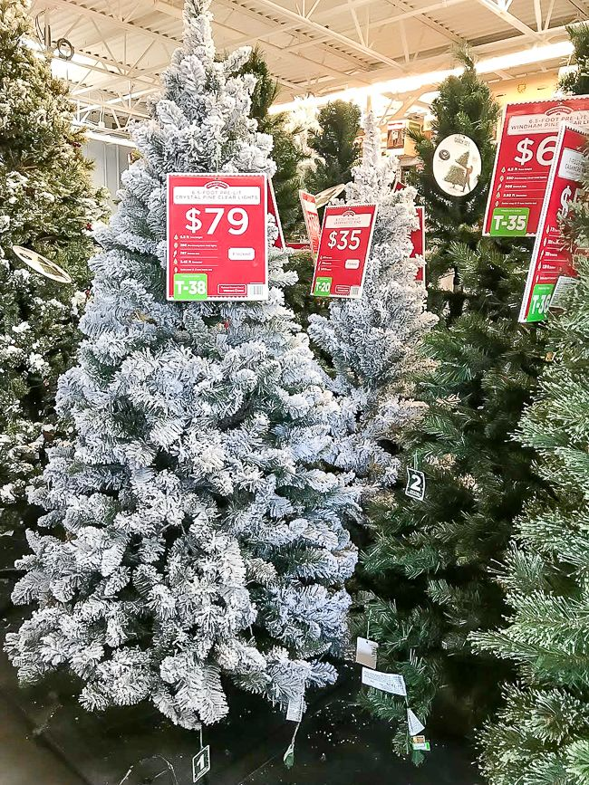 Favorite Affordable Christmas Decor From Walmart