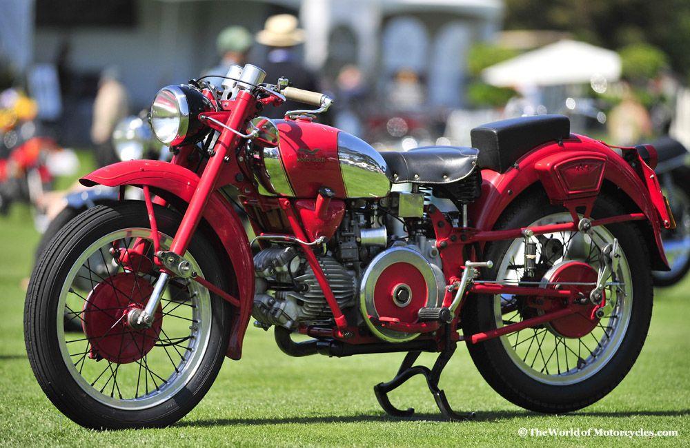 1952 Moto Guzzi 250 Airone Sport