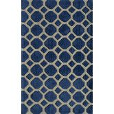 Found it at Wayfair - Bliss Navy Tufted Area Rug