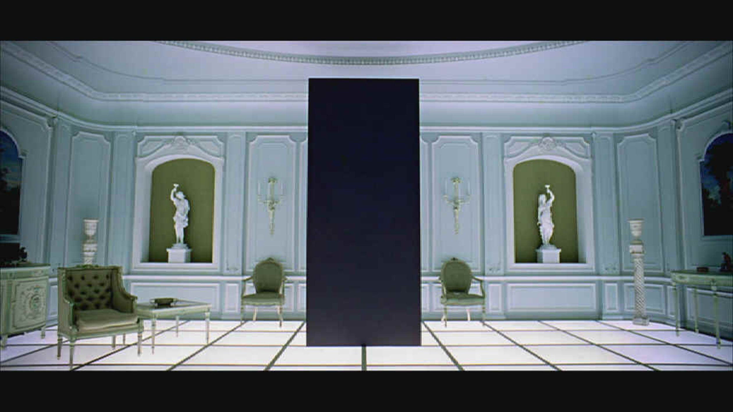 2001 L Odyssee De L Espace Stanley Kubrick Design Stanley Kubrick Decoration Interieure