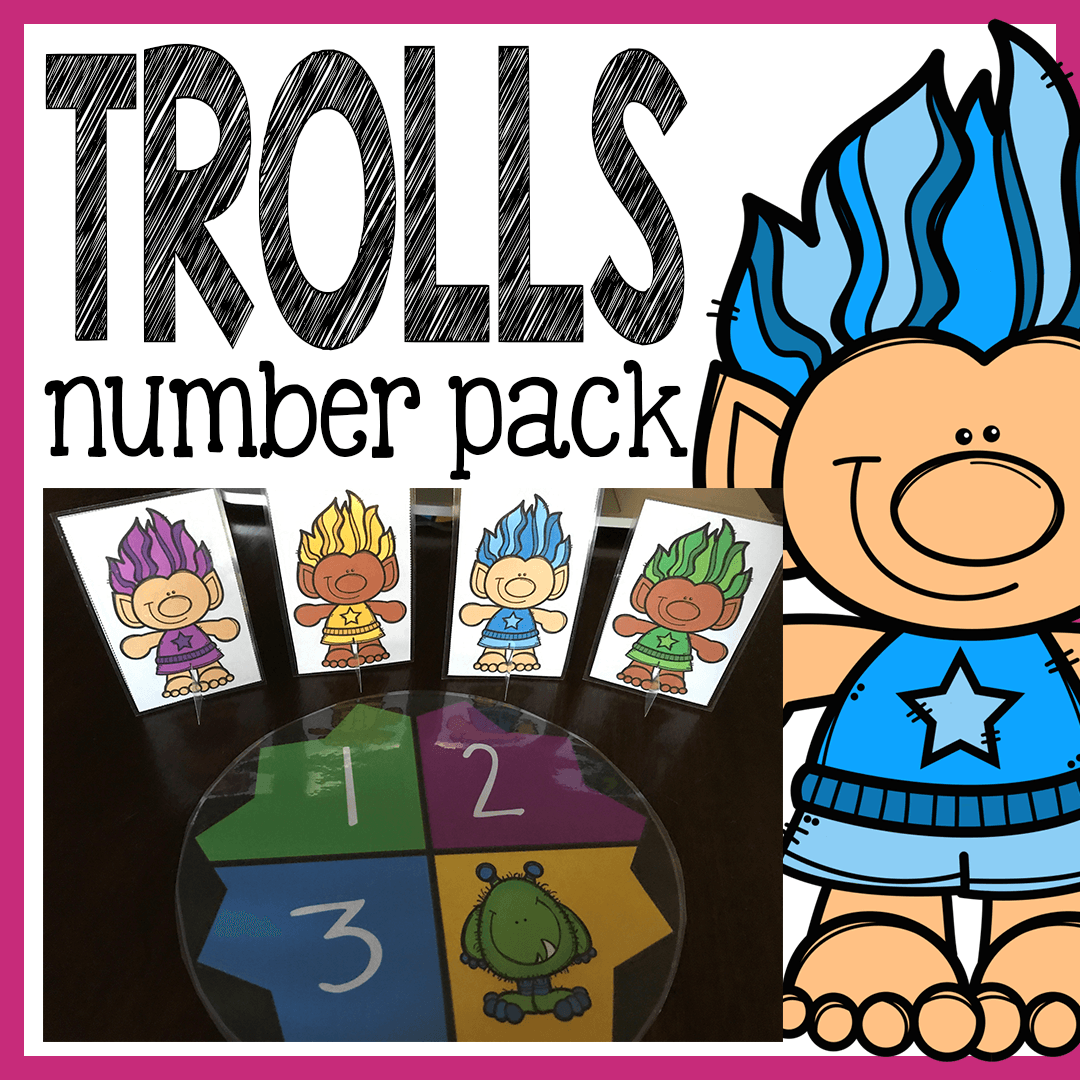 S Teacherspayteachers Product Trolls Number