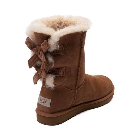 Womens UGG® Bailey Bow Corduroy Boot