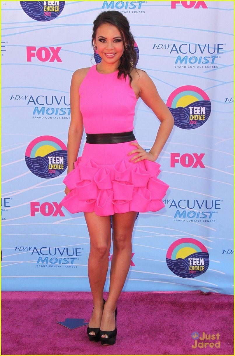 6f80aeb984a Janel Parrish - 2012 Teen Choice Awards