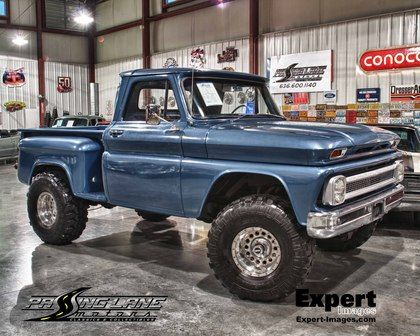 1966 Chevy C 10 Short Bed Step Side With 4x4 Classic Chevy