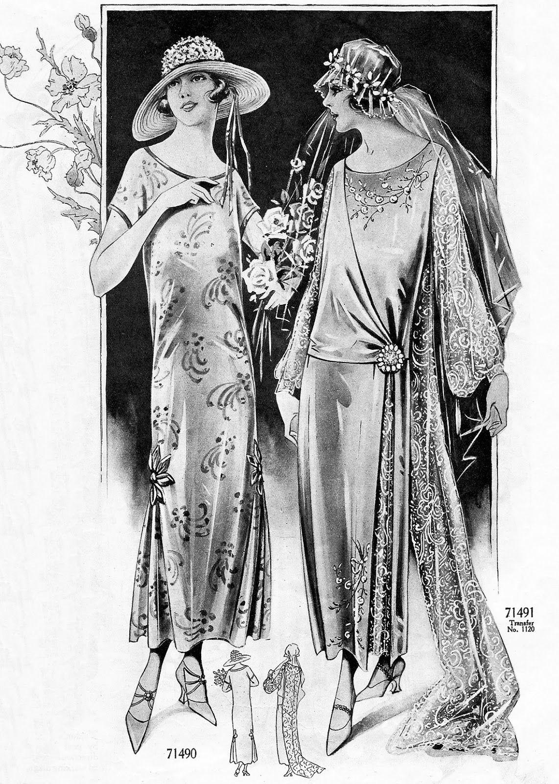 Weldons Ladies Journal Patterns 1920s 1920s fashion, Art