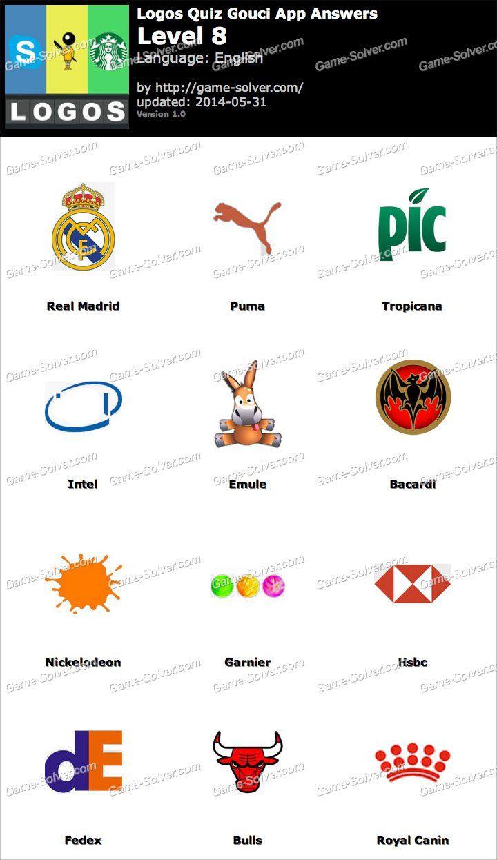 Logos quiz gouci app level 8 logo quiz pinterest logos and app logos quiz gouci app level 8 thecheapjerseys Image collections
