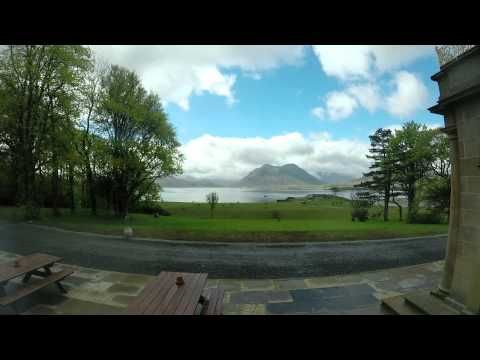 Raasay House Morning Video - YouTube