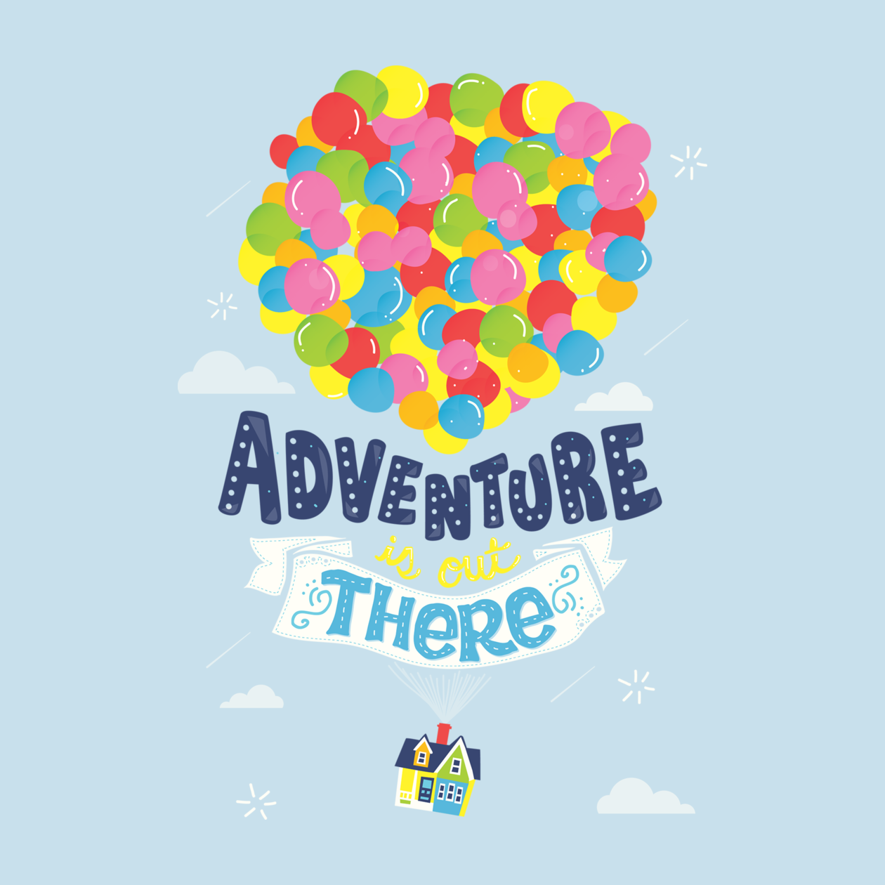 Adventure is out there | Pixar quotes, Disney up, Pixar movies