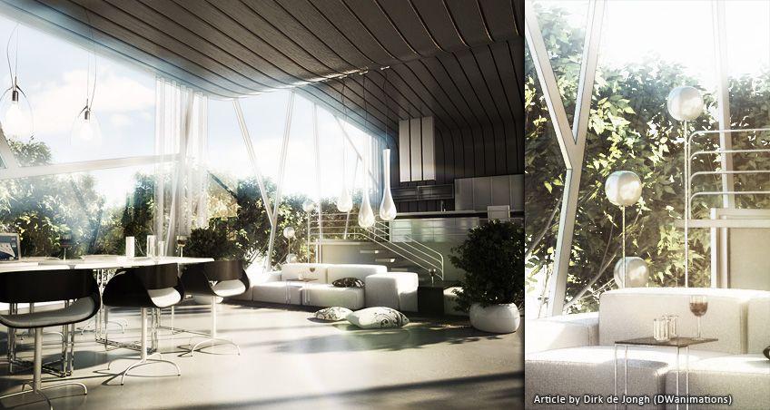 Making of asgvis vray for sketchup winning render dirk de for Vray interior scene