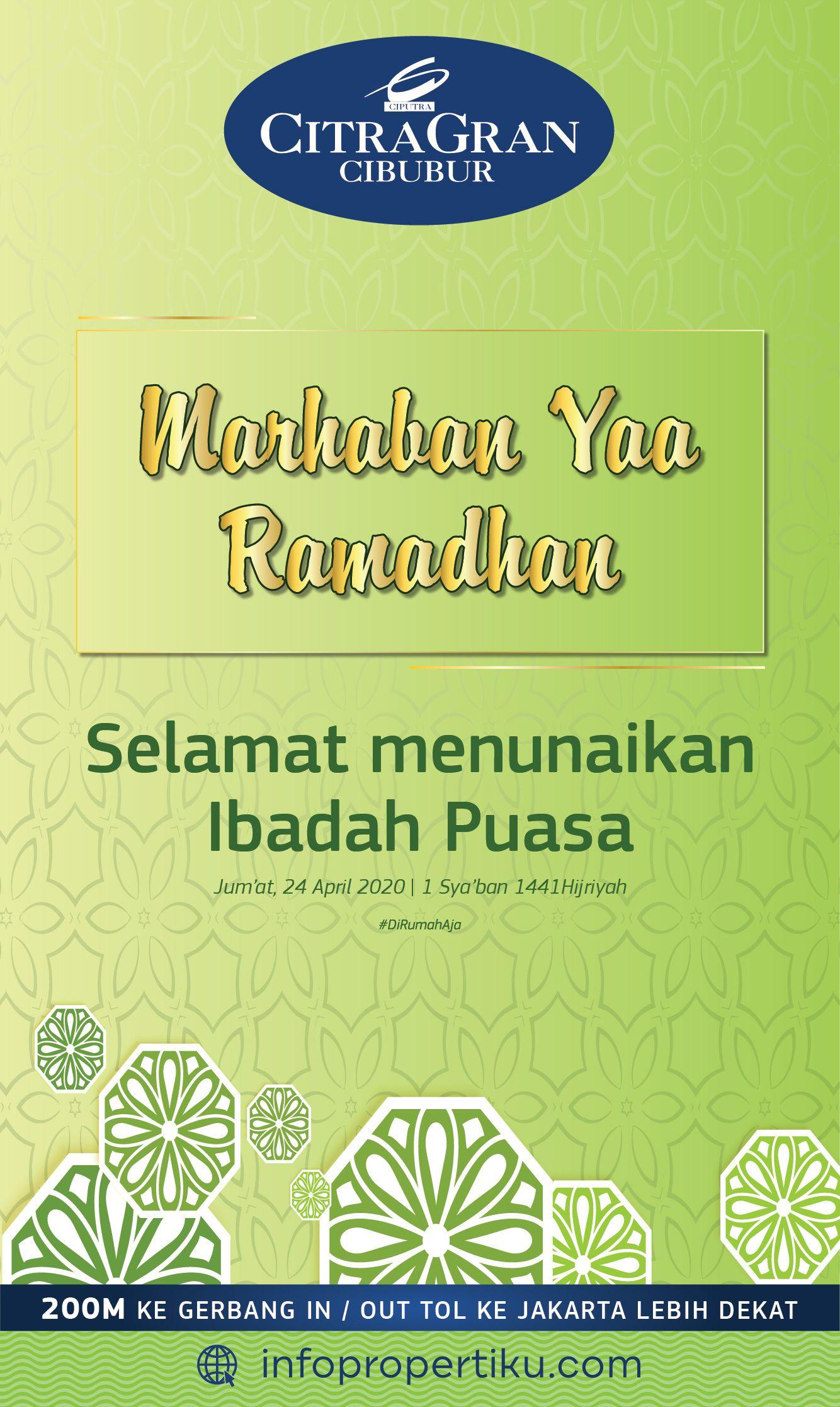 Ramadhan Marketing Investasi Gairah