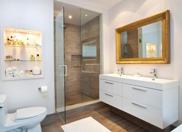 Espejos para baños - los 38 modelos más modernos | Baños | Espejos ...