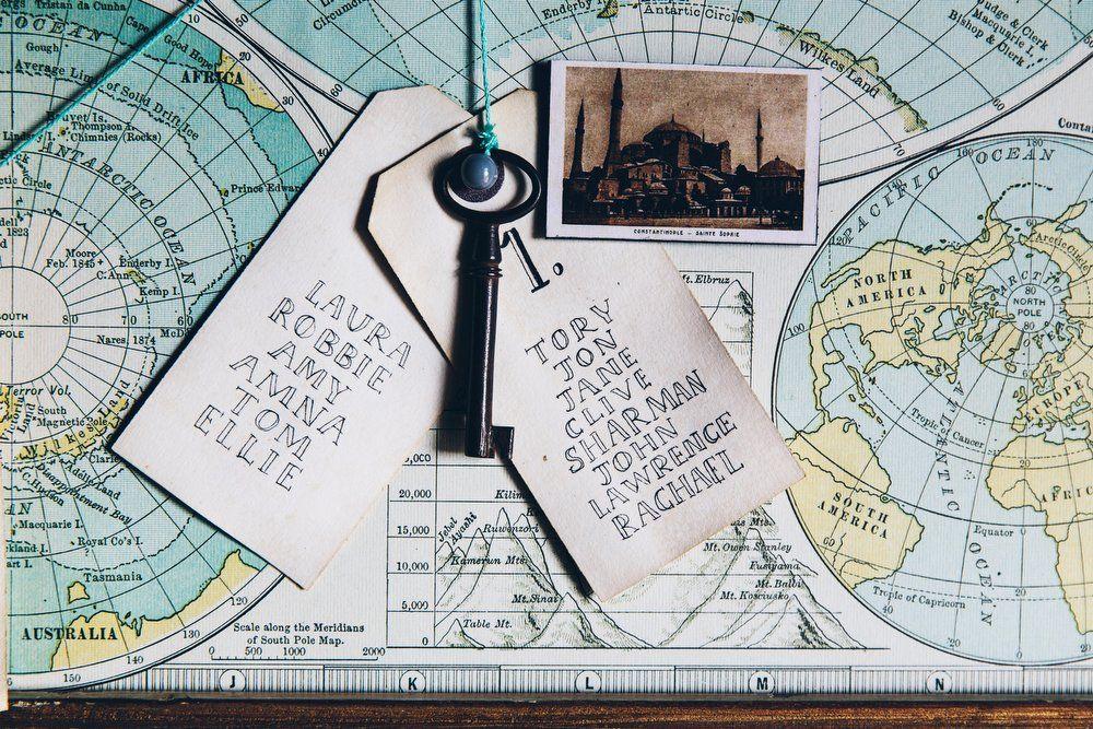 Tolle Ideen für Reisen als Pärchen.