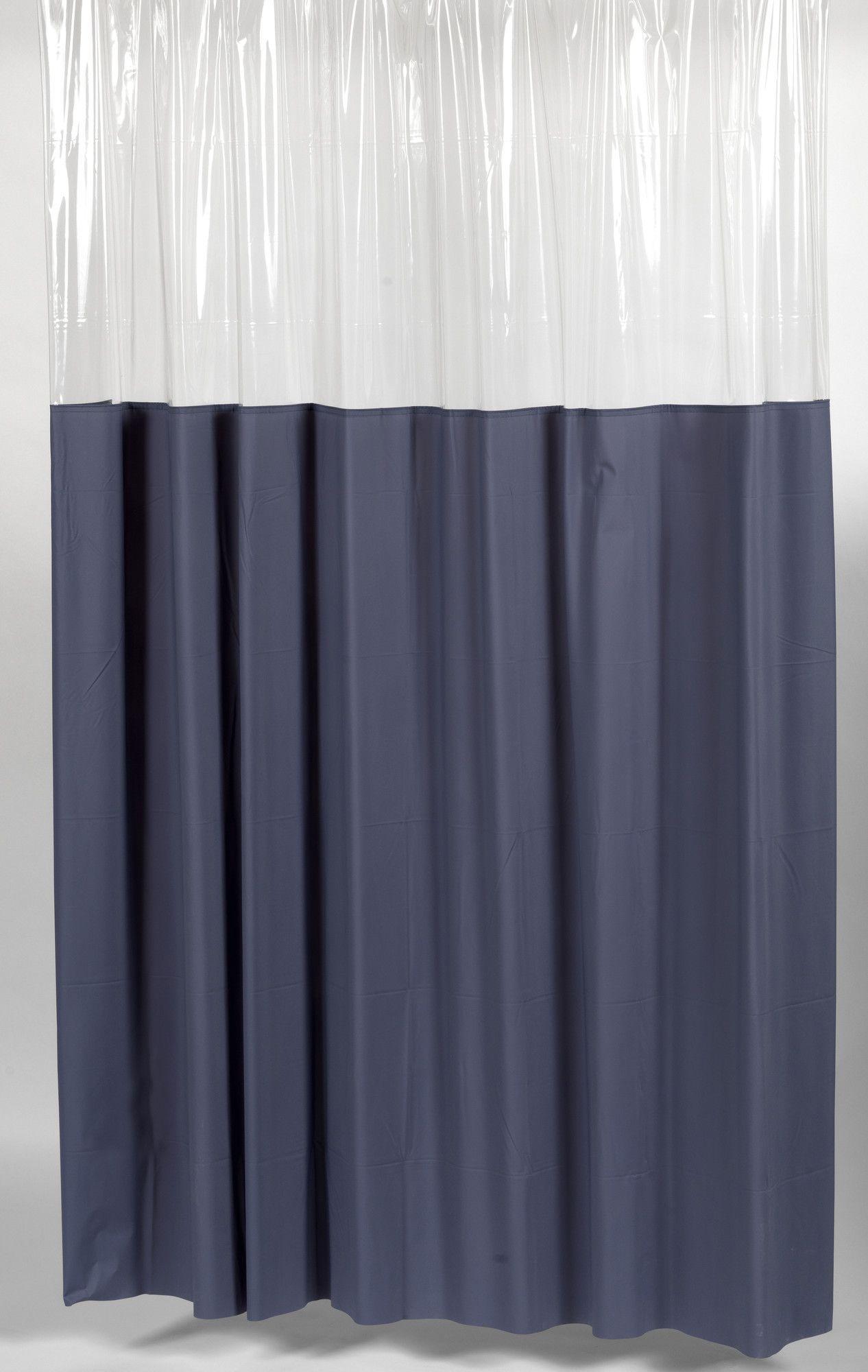 Vinyl Window Single Shower Curtain Vinyl Shower Curtains