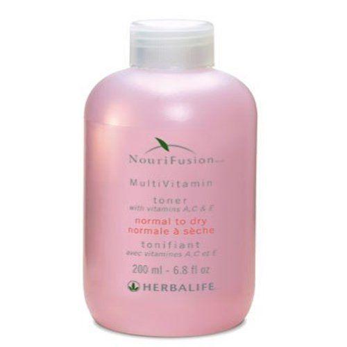 Herbalife – NouriFusion MultiVitamin Toner (Normal To Dry Skin) image