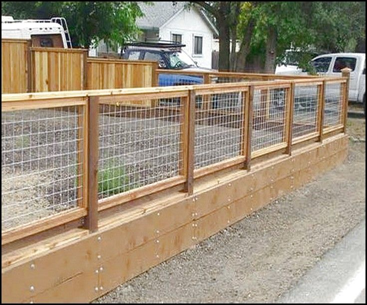hog wire fence panels - Home Depot | Plant Place | Pinterest | Wire ...