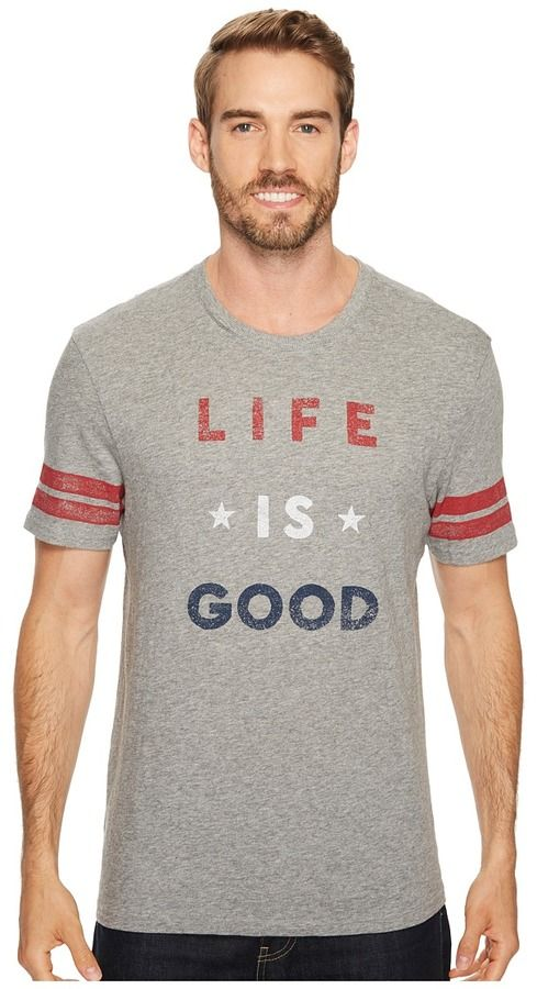 e8406e2e3d4 Life is Good Americana Vintage Sport Tee
