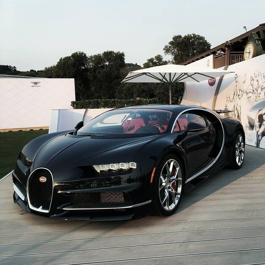Black Bugatti: #mulpix Black Bugatti Chiron!⚫ For Only $3 Million This