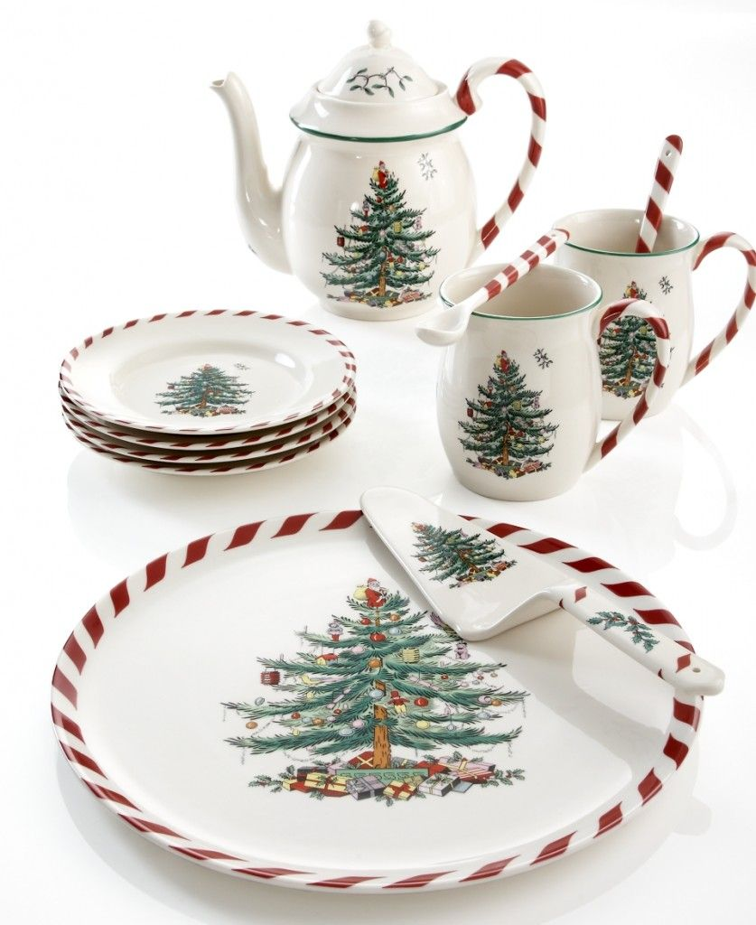 57 Beautiful Christmas Dinnerware Sets | Christmas dinnerware sets ...