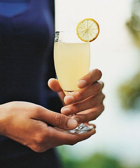 I like the Peruvian pisco sour, a fun blender drink; but I worship a Chilean version, a handcrafted work of art. It's shaken, not stirred, and served in a champagne glass.