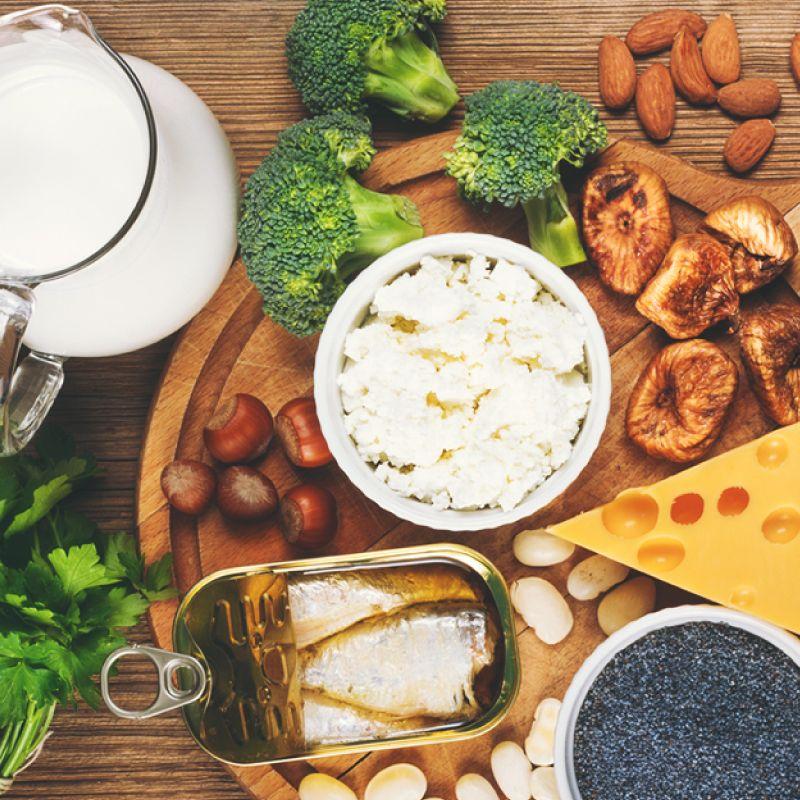 10 of the Best Foods for Bones & Teeth Calcium rich