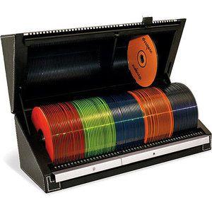 Discgear Auto 100-CD / DVD / Game Automatic Disc Retrieval System - Faux Leather Black  sc 1 st  Pinterest & Discgear Auto 100-CD / DVD / Game Automatic Disc Retrieval System ...