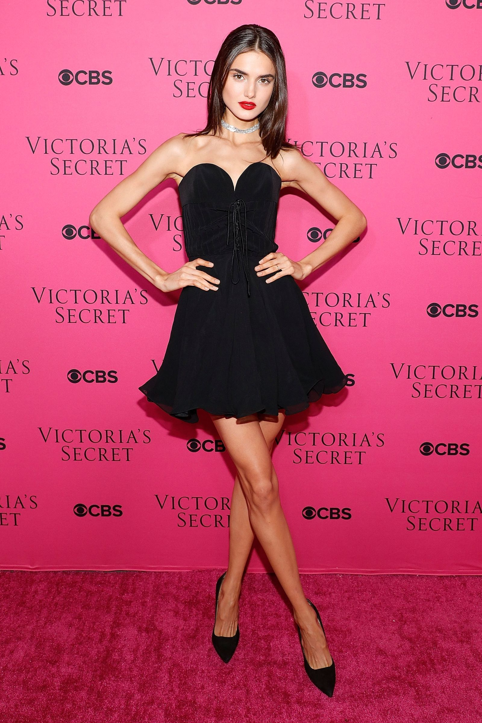 What The Victoria Secret Angels Wore To The Fashion Show Viewing Party Pretty Dresses Fashion Celebrity Outfits [ 2400 x 1600 Pixel ]
