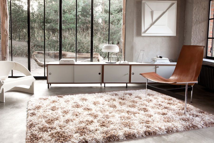 Berber Style Shaggy Patches Carpet 340x240 Cm. For More Carpets And  Inspiration Go To Www