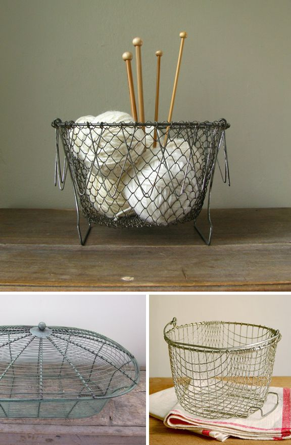Knitting basket :-)