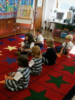 Would love to have some area rugs in the faith formation rooms. :)
