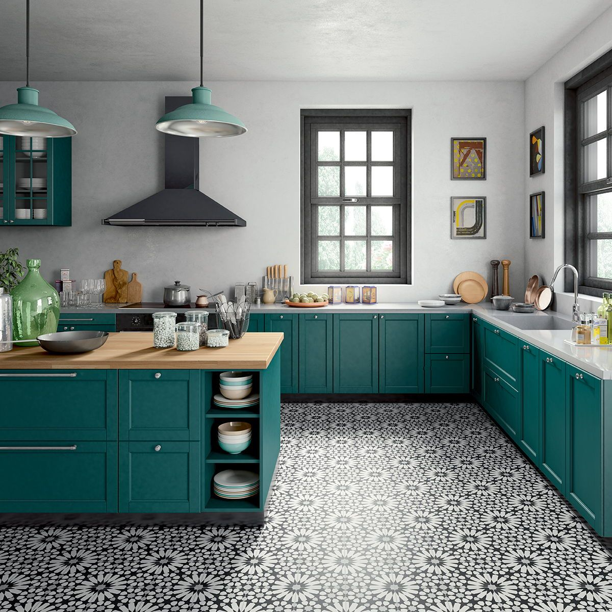 Cancos Tile Stone Tiletuesday Featuring Our Etna Big Aster From