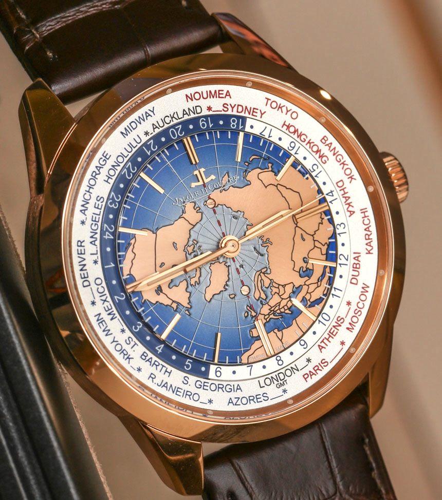 2e318759e57 Jaeger-LeCoultre Geophysic Universal Time Watch