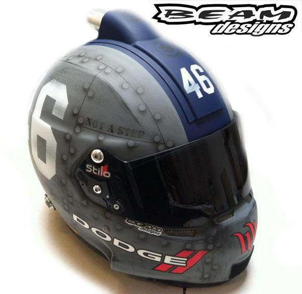 Racing Helmets Garage: Stilo ST4 C.Hart 2012 by Beam Designs