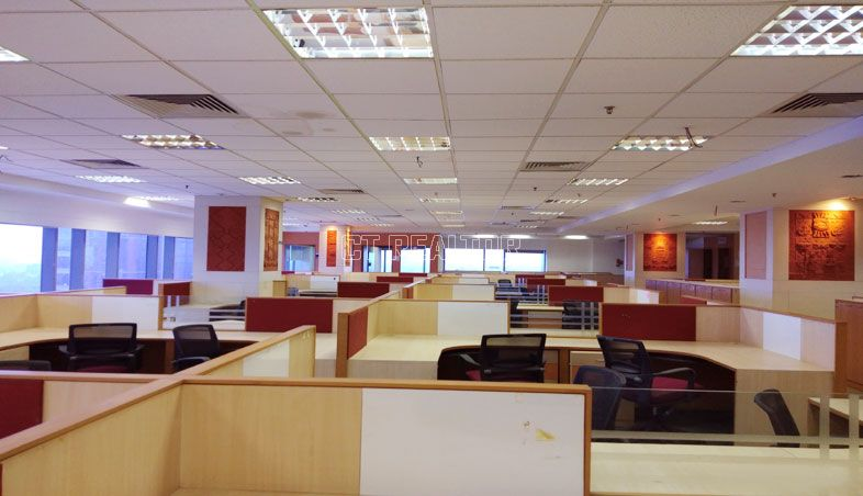 Commercial Office Space For Rent In Sector 5 Salt Lake Kolkata Commercial Office Space Bungalow House Design Office Space